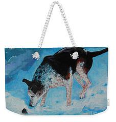 Goofie Weekender Tote Bag by Dan Whittemore