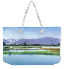 Goose Island Marsh Weekender Tote Bag