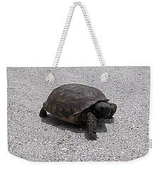 Gopher Tortoise  Weekender Tote Bag