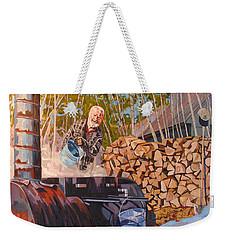 Gordon Weekender Tote Bag