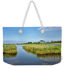 Gordons Pond - Cape Henlopen Park - Delaware Weekender Tote Bag