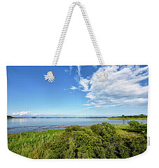 Gordons Pond Overlook - Cape Henlopen State Park - Delaware Weekender Tote Bag