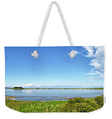Gordons Pond Panorama - Cape Henlopen State Park - Delaware Weekender Tote Bag