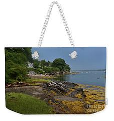 Gorgeous Coast Of Bustin's Island Weekender Tote Bag