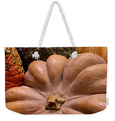 Gorgeous Gourds Weekender Tote Bag by Patricia E Sundik