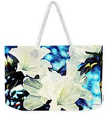 Gorgeous Weekender Tote Bag by Leanne Seymour