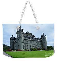 Gorgeous View Of Inveraray Castle Weekender Tote Bag