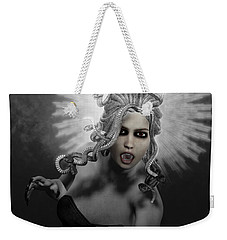 Gorgon Weekender Tote Bag by Joaquin Abella