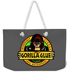 Gorilla Glue T-shirt Weekender Tote Bag