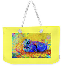 Gorilla Weekender Tote Bag by Test