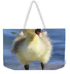 Gosling Chatter Weekender Tote Bag