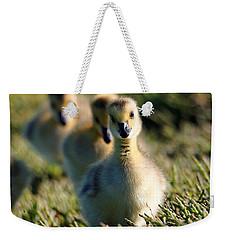 Gosling March Weekender Tote Bag