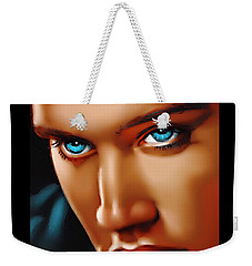 Gospel Elvis Weekender Tote Bag