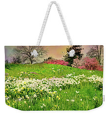 Weekender Tote Bag featuring the photograph Got A Thing For You by Diana Angstadt