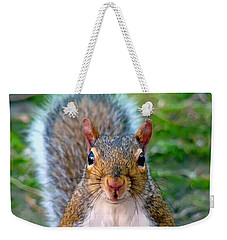 Got Any Peanuts Weekender Tote Bag by Sue Melvin
