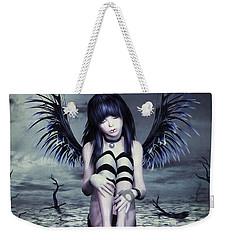 Goth Fairy Weekender Tote Bag