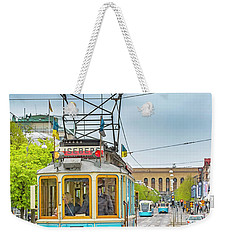 Gothenburg Old Styletram Weekender Tote Bag