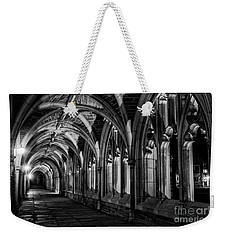 Gothic Arches Weekender Tote Bag