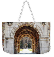 Gothic Archway Photography Weekender Tote Bag