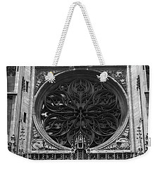 Weekender Tote Bag featuring the photograph Gothic by Brian Jones