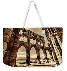 Gothic Dreams Weekender Tote Bag by Anthony Baatz