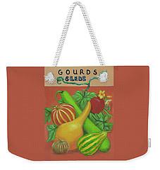 Gourd Orange Weekender Tote Bag