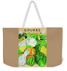 Gourd Seed Packet Weekender Tote Bag