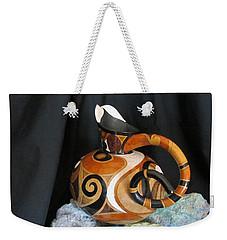 Gourd Teapot Weekender Tote Bag