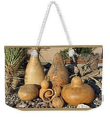 Gourds In The Sun Weekender Tote Bag