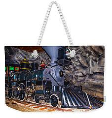 Gov Stanford Train Weekender Tote Bag