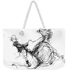 Government Horse Weekender Tote Bag