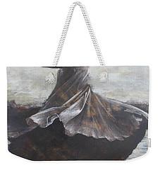 Grace And Movement Weekender Tote Bag by Vali Irina Ciobanu