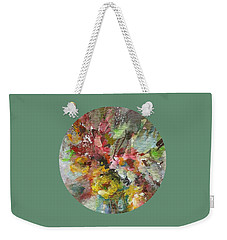 Grace And Beauty Weekender Tote Bag by Mary Wolf