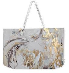 Grace Weekender Tote Bag by Heather Roddy