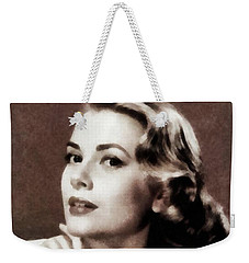 Grace Kelly, Actress, By Js Weekender Tote Bag
