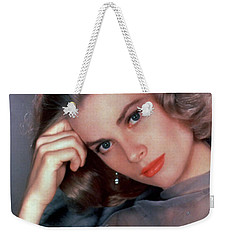Grace Kelly Weekender Tote Bag by American School