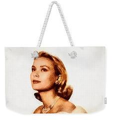 Grace Kelly, Vintage Actress By John Springfield Weekender Tote Bag