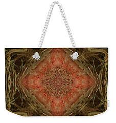 Grace Mandala Weekender Tote Bag