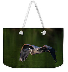 Graceful Flight Weekender Tote Bag by Everet Regal