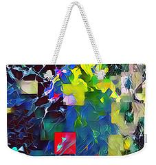 Graceful II Weekender Tote Bag