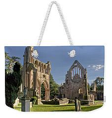Graceful Ruins. Dryburgh Abbey. Weekender Tote Bag