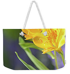 Graceful Wild Lilies Weekender Tote Bag