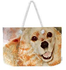 Gracie Weekender Tote Bag