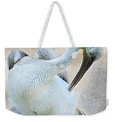 Graciously Pelican Weekender Tote Bag
