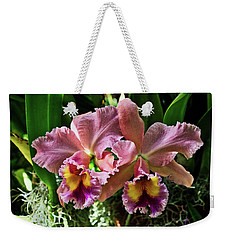 Weekender Tote Bag featuring the photograph Graduation Ball by Richard Goldman