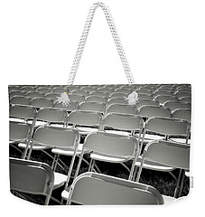 Graduation Day- Black And White Photography By Linda Woods Weekender Tote Bag by Linda Woods