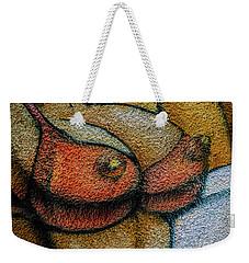 Graffiti-surfgirl_04 Weekender Tote Bag