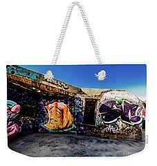 Graffiti_03 Weekender Tote Bag