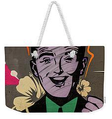 Graffiti_11 Weekender Tote Bag