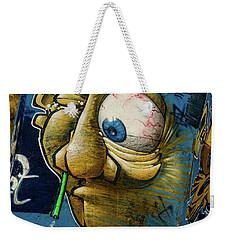 Graffiti_14 Weekender Tote Bag